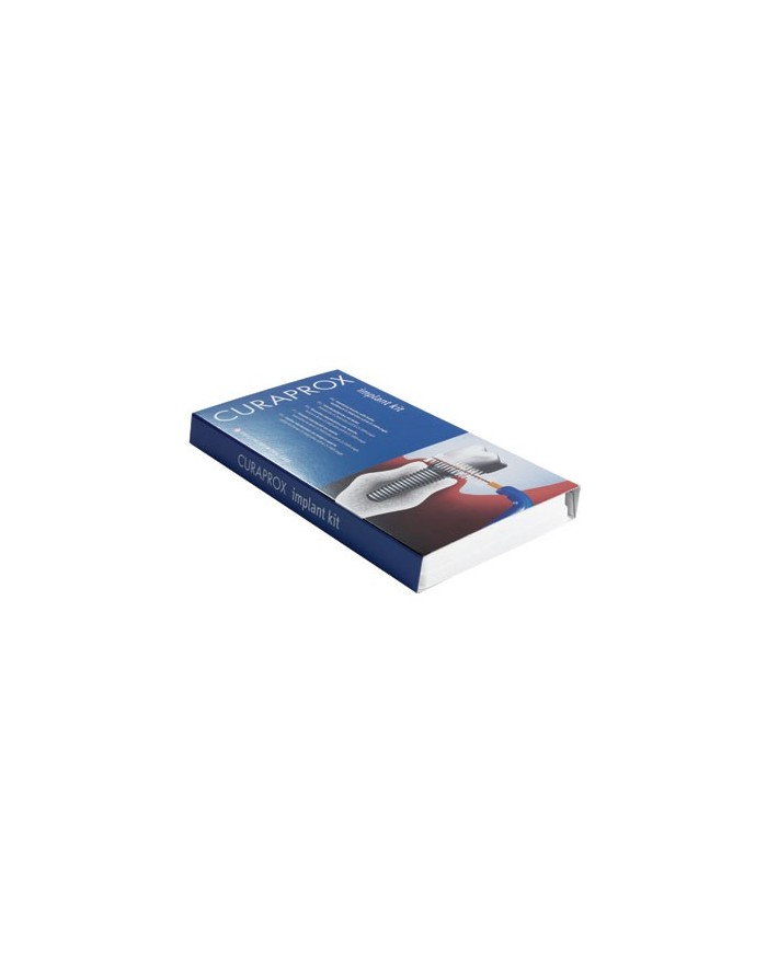 Implant Kit, mit Broschüre Deutsch